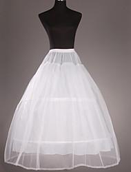 abordables -Mariage Occasion spéciale Déshabillés Tulle Mollet Robe de soirée longue Avec Boucle Elastique