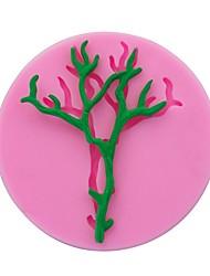 Недорогие -Инструменты для выпечки силикагель Инструмент выпечки / День рождения / День Святого Валентина Печенье / Cupcake / Для торта Формы для пирожных