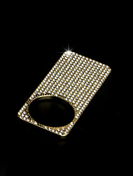 Недорогие -автомобильный перчаточный переключатель крышка diy автомобильные салоны для mercedes-benz 2016 2017 e class e200l e300l crystal