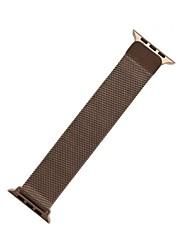 economico -cinturino per orologio serie apple 2 cinturino da polso in acciaio moderno con fibbia in acciaio