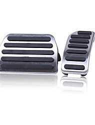 Недорогие -педаль тормоза для педалей автомобильных педалей для автомобилей volvo 2017 s60l s60 v60 xc60 stailess steel
