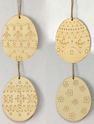 cheap -Special Occasion Wooden Wedding Decorations Garden Theme Spring/Fall