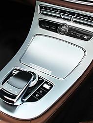 Недорогие -автомобильный центр стека охватывает DIY автомобильных интерьеров для mercedes-benz все годы e class e200l e300l пластик