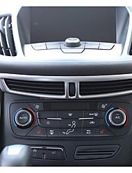 economico -copri-ventole auto per auto automotive per interni auto fai-da-te per ford 2017 plastica kuga