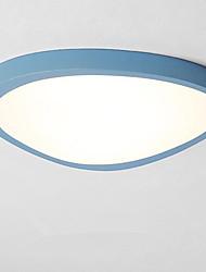 economico -Montaggio del flusso Luce ambientale 110-120V / 220-240V, Bianco caldo / Bianca, Sì / 10-15㎡ / LED integrato