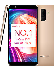 "cheap -LEAGOO M9 5.5 "" 3G Smartphone ( 2GB + 16GB 2 MP 8 MP MediaTek MT6580 2850mAh)"