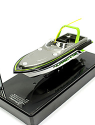 cheap -RC Boat HY218Green Plastics 4 Channels KM/H RTR