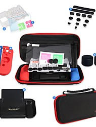 cheap -other Bags, Cases and Skins Screen Protectors for Nintendo Switch High Definition Back Cover Scratch Proof Scratch-resistant Shockproof