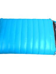 preiswerte -Schlafsack Rechteckiger Schlafsack -10 -25°C warm halten Feuchtigkeitsundurchlässig 120 Camping Doppelbett(200 x 200)