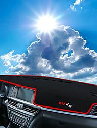 cheap -Automotive Dashboard Mat Car Interior Mats For Kia 2016 2017 KX5