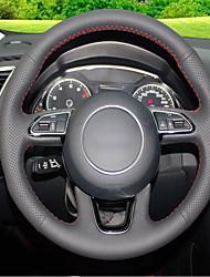 Недорогие -автомобильные крышки рулевого колеса (кожа) для Audi 2013 q5