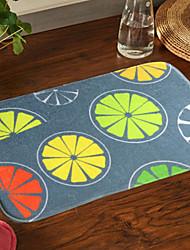 preiswerte -Kreativ Modern Polyester / Baumwolle, Gehobene Qualität Rechteckig Tierfell-Druck Grafik Teppich