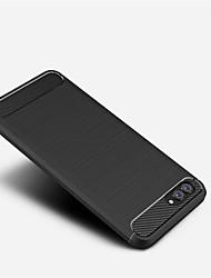 baratos -Capinha Para Huawei Nova 2 Plus nova 2s Áspero Capa traseira Côr Sólida Macia TPU para Nova 2 Plus Huawei nova 2s Nova 2