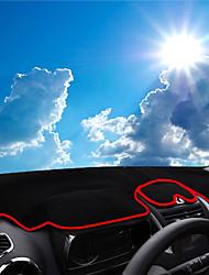 Недорогие -автомобильный Маска для приборной панели Коврики на приборную панель Назначение Chevrolet 2014 Trax