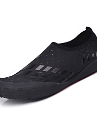 cheap -Men's Shoes Fabric Spring Fall Sports & Outdoors Comfort Athletic Shoes Water Shoes for Athletic Outdoor Black Black/White Black/Blue