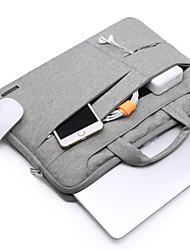 """preiswerte -Handtaschen für Einfarbig Volltonfarbe Polyester Stoff Das neue MacBook Pro 13"""" MacBook Air 13 Zoll MacBook Pro 13-Zoll MacBook Air 11"""