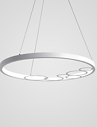 economico -Luci Pendenti Luce ambientale - Con LED, 110-120V / 220-240V, Bianco caldo / Bianco freddo, Sorgente luminosa a LED inclusa / 10-15㎡