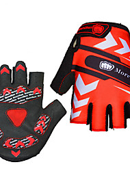 cheap -Sports Gloves Sports Gloves / Bike Gloves / Cycling Gloves Wearable / Breathable / Skidproof Fingerless Gloves Lycra / Nylon Road Cycling / Outdoor Exercise / Multisport Unisex