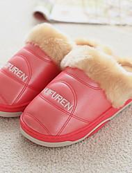 economico -Ciabatte infradito casa pantofole Pantofole donna Poliestere Vernice