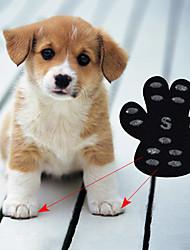 Недорогие -Собаки Стельки / вкладыши Животные Однотонный Черный Желтый Зеленый Для домашних животных
