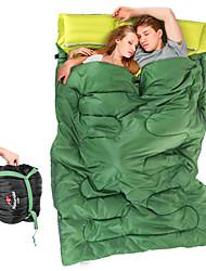 preiswerte -Naturehike Schlafsack Doppelter Schlafsack 8°C Ausruhen auf der Reise 215*145 Camping & Wandern Draußen Naturehike Doppelbett(200 x 200)