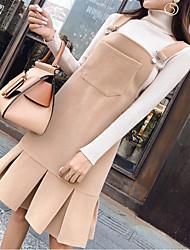 cheap -Women's A Line Dress Print Strap