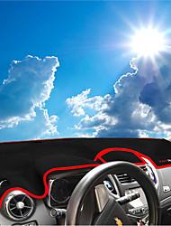 Недорогие -автомобильный Маска для приборной панели Коврики на приборную панель Назначение Chevrolet 2016 Trax