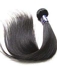 preiswerte -9a grade qualität gute peruanisches reines menschenhaar bündelt seide gerade ein stück 100g auf verkauf natürliche schwarze farbe spinnt