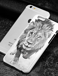 cheap -Lion Design PC Hard Case for iPhone 7 7 Plus 6s 6 Plus iPhone Cases