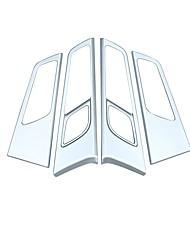 Недорогие -автомобильная крышка внутренней двери diy автомобильные интерьеры для hyundai 2015 2016 2017 новый тусон металл