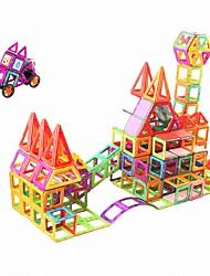 preiswerte -Magnetische Bauklötze Bausteine 30-382pcs Yuna Ebene Architektur Spielzeug Mädchen Spielzeuge Geschenk