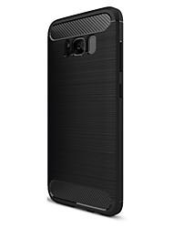 preiswerte -Hülle Für Samsung Galaxy S8 Plus S8 Ultra dünn Volltonfarbe Weich für