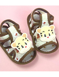 cheap -Shoes Fabric Spring / Fall Comfort / First Walkers Sandals for Baby Coffee / Pink / Light Blue