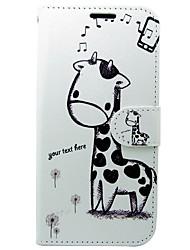 abordables -Coque Pour Huawei P10 Porte Carte Portefeuille Avec Support Clapet Bande dessinée Dur pour Huawei