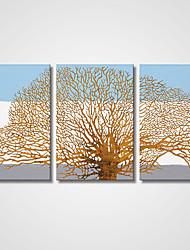 キャンバス地プリント コンテンポラリー,3枚 キャンバス 横式 プリント 壁の装飾 ホームデコレーション