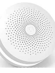 cheap -1pack Smart Gateway Plastics Plug-in APP WiFi-Enabled Overheating protection MP3 Radio Nightlight Function Customized Setting RGB