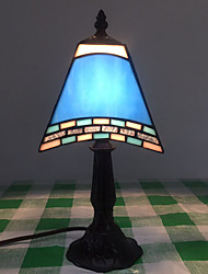 cheap -Contemporary Crystal Table Lamp For Bedroom Crystal Blue
