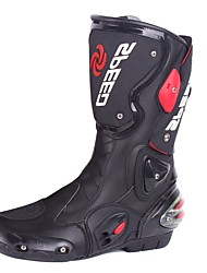 cheap -pro-biker speed motorcycle shoes racing boots off-road boots non-slip wear-resistant racing shoes