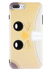 Θήκη Za Apple iPhone X iPhone 8 IMD Uzorak Stražnja maska Crtani film Mekano TPU za iPhone X iPhone 8 Plus iPhone 8 iPhone 7 Plus iPhone