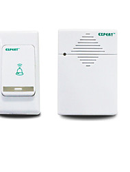 cheap -E-2107 Wireless One to One Doorbell Music / Ding dong Indoor / Seniors