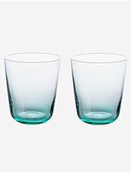 cheap -Drinkware Organic Glass Glass Promotes Good Mood 2pcs