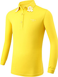 cheap -Golf T-shirt Windproof Wearable Breathability Golf Outdoor Exercise Sports & Outdoor
