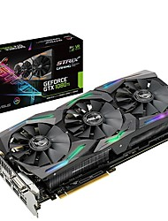 Недорогие -ASUS Video Graphics Card GTX1080 3584 11GB GDDR5X