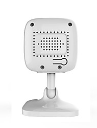 cheap -1.3 MP Indoor with IR-cut 256(Built-in Microphone Motion Detection Video Camera With Power Adapter) IP Camera