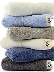 cheap -Superior Quality Wash Cloth, Solid Colored 100% Cotton Bathroom