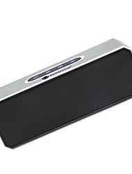 cheap -NR-3011 Bluetooth Speaker Mini Style Bluetooth 2.1 Audio (3.5 mm) Bookshelf Speaker Gray Rose Light Blue