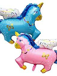 Недорогие -Свадьба / День рождения Алюминиевая фольга Свадебные украшения День рождения / Свадьба Все сезоны