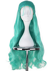 cheap -Cosplay Wigs Reborn! Kikyo Anime Cosplay Wigs 80cm CM Heat Resistant Fiber Men's Women's