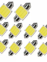 cheap -10pcs Light Bulbs 1W COB 12 Working Light For universal General Motors All years
