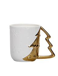 cheap -Porcelain Mug Christmas Gifts Drinkware 2